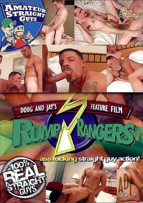 Rump Rangers Boxcover