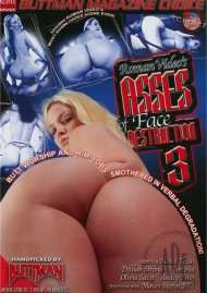 Asses of Face Destruction Vol. 3 Porn Video