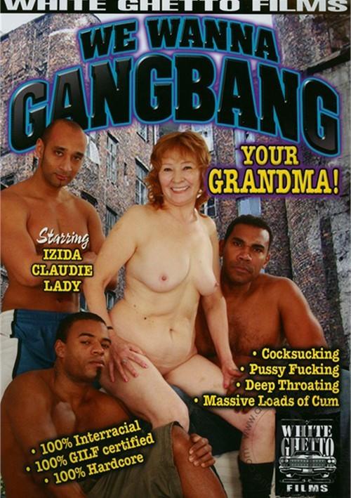 Gang bang grandma comfort!
