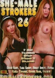 She-Male Strokers 26 Porn Video