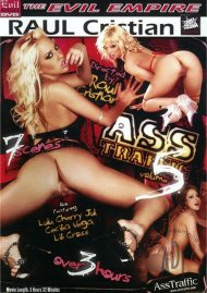 Ass Traffic Vol. 5 Porn Movie