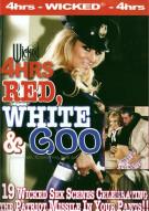 Red, White & Goo Porn Movie