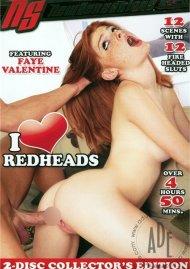 I Love Redheads Porn Video