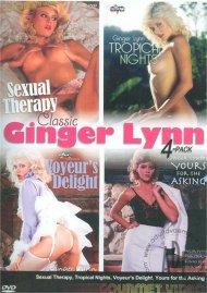 Classic Ginger Lynn 4-Pack Porn Movie