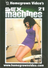 Sex Machines 21 Boxcover