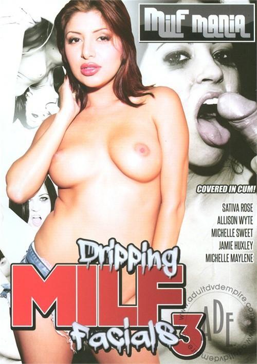 Dripping MILF Facials 3