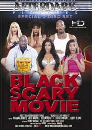 Black Scary Movie image