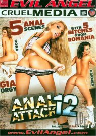 Anal Attack 12 Porn Video
