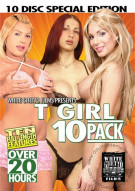 T Girl 10 Pack Porn Movie