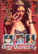Orgy University Porn Movie