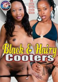 Black & Hairy Cooters Porn Video