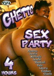 Ghetto Sex Party Porn Video