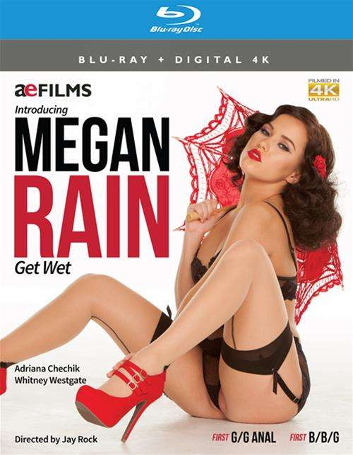 Megan Rain: Get Wet (Blu-ray + Digital 4K)