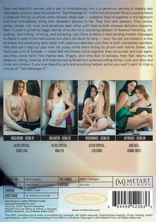 Sex Message Vol. 3