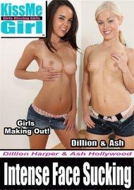 KissMe Girl: Dillion & Ash Porn Video