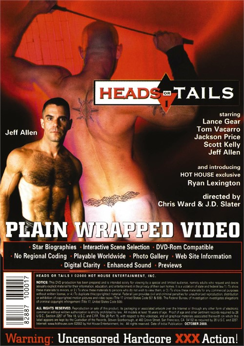 Heads or Tails 1 Cover