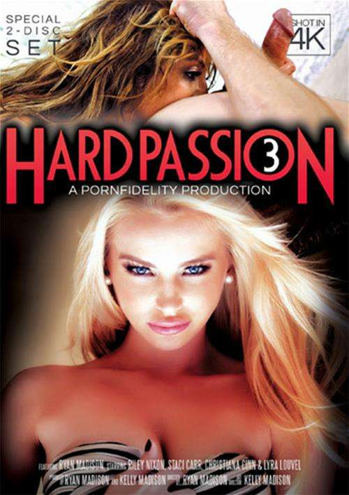 Hard Passion Vol. 3