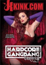 Hardcore Gangbang Parodies Vol. 1 Porn Video