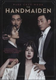 The Handmaiden porn DVD from Sony Pictures Home Entertainment.