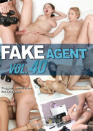Fake Agent 40 Porn Video