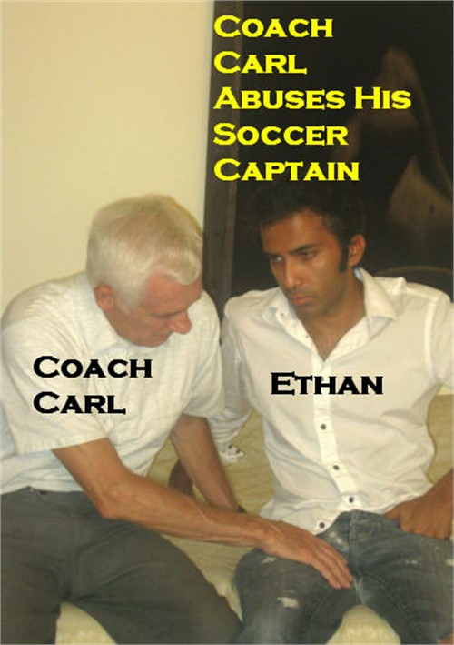 Coach Carl Abuses His Soccer Captain Boxcover