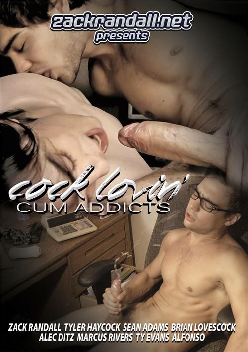 Cock Lovin' Cum Addicts Boxcover