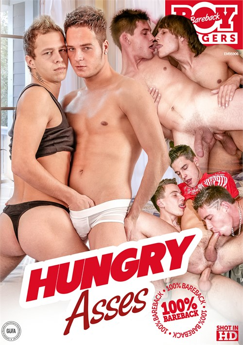 Hungry Asses Cover Front