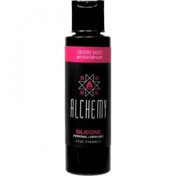 Alchemy Silicone Based Lube - 4oz.
