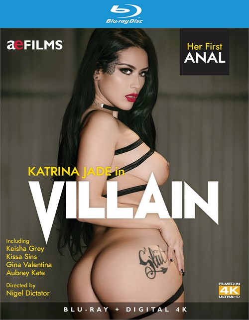 Villain (Blu Ray + Digital 4K)