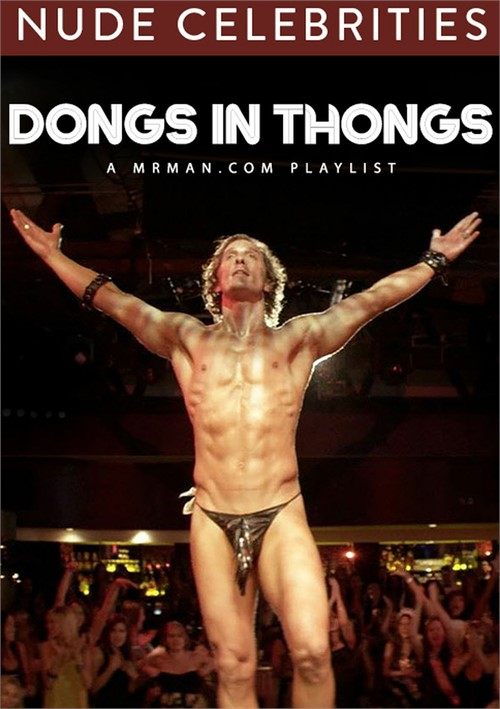 Dongs in Thongs Boxcover