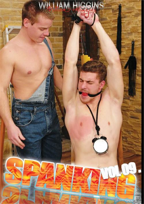 Spanking Vol. 9 Boxcover