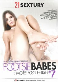 Buy Footsie Babes: More Foot Fetish 7
