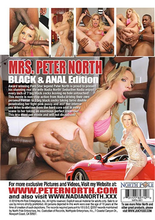 Peter north anal have