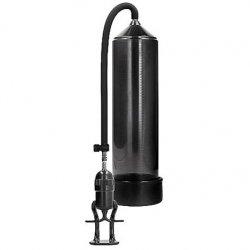 Pumped: Deluxe Beginner Pump - Black Sex Toy