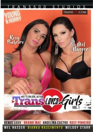 Trans Loves Girls Vol. 1 Porn Video