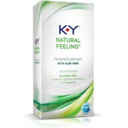 K-Y Natural Feeling with Aloe Vera - 1.69oz