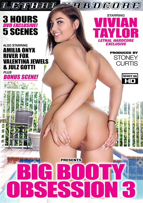 Big Booty Obsession 3 Boxcover