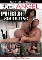 Public Squirting Porn Video
