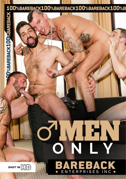 Men Only Boxcover