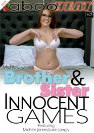 Michele James in Brother & Sister Innocent Games Porn Video