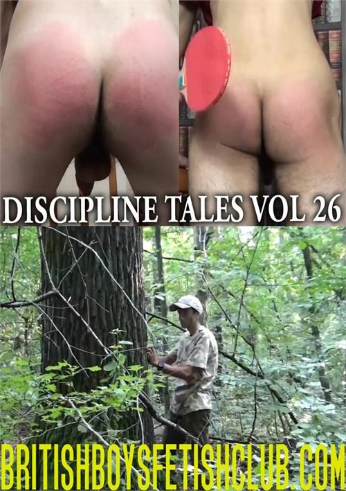 Discipline Tales Vol 26 Boxcover