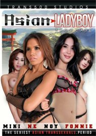Asian Ladyboy Showcase Movie