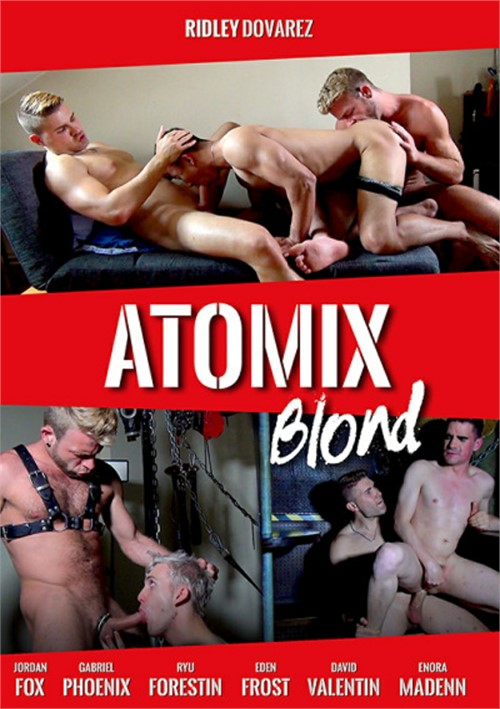 Atomix Blond Boxcover