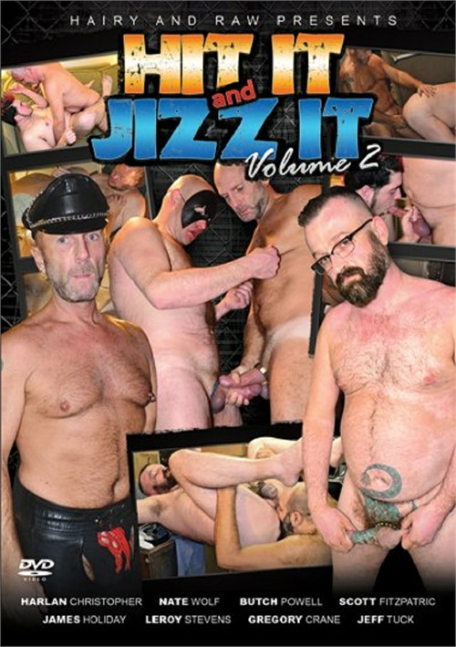 Hit It and Jizz It Vol. 2 Boxcover