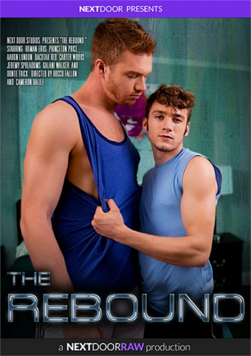 The Rebound Cover Front