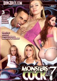 Monsters of Cock Vol. 7 Porn Movie