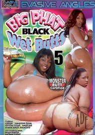 Big Phat Black Wet Butts 5 image