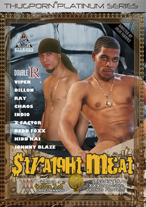 Straight Meat Boxcover