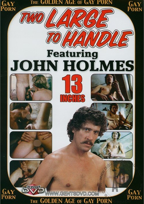 Golden Age of Gay Porn, The: Two Large To Handle Boxcover