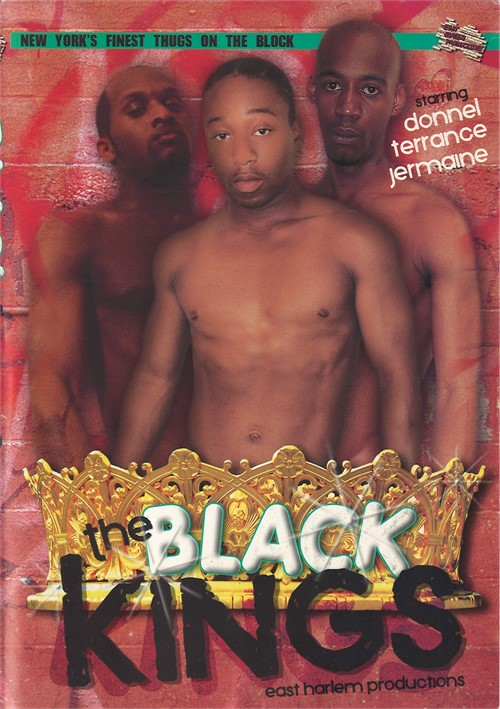 Black Kings, The Boxcover
